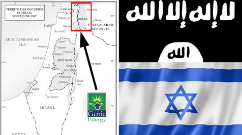 Genie Oil: The Syria, Goldman Sachs, Israel, ISIS connection