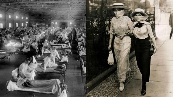 1918 Spanish Flu Pandemic: The Virus That Infected One-Third Of The World